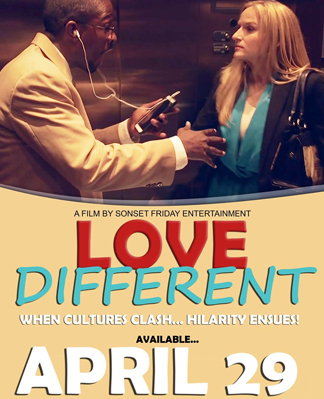 Love Different Poster